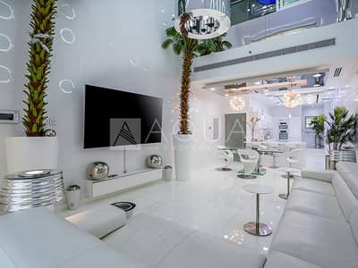 1 Bedroom Townhouse for Sale in Palm Jumeirah, Dubai - Elegant Unit   Rare   Private Cinema   Upgraded