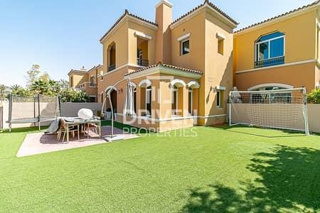 فیلا 3 غرف نوم للايجار في المرابع العربية، دبي - Well-managed and Type B  3 Bedroom Villa