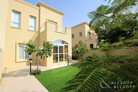 2 Bedroom Villa for Sale in The Springs, Dubai - Two Bedrooms | Type 4E | Fully Upgraded
