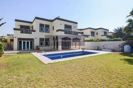 5 Bedroom Villa for Sale in Jumeirah Park, Dubai - Regional 5BR !Private Pool @ Listed Price