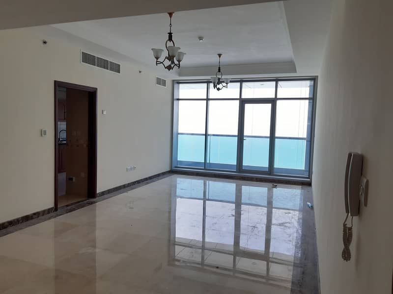 PERFECT 3 BHK, 4 BATH APARTMENT WITH SEA VIEW IN AJMAN CORNICHE RESIDENCE