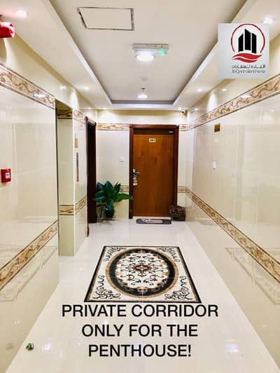 4 Bedroom Apartment for Rent in Al Hamidiyah, Ajman - privet  apartment for rent with complete roof  in al hamidiyah