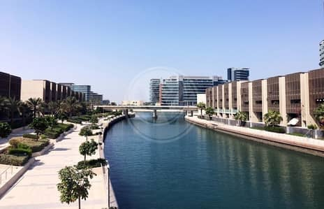 3 Bedroom Flat for Rent in Al Raha Beach, Abu Dhabi - High floor | Canal view | Spacious layout