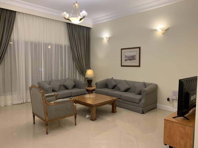 شقة في وافي ريزيدنس مدينة دبي الطبية بر دبي 2 غرف 150000 درهم - 4557869