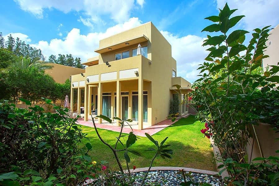 فیلا في صهيل المرابع العربية 3 غرف 2900000 درهم - 4557979