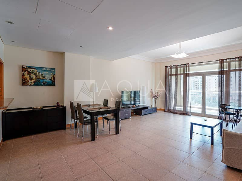 2 Furnished Unit | 4 Cheques | Beach Access
