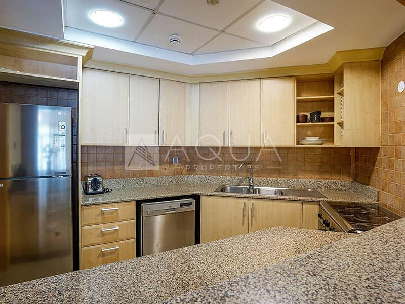 10 Furnished Unit | 4 Cheques | Beach Access