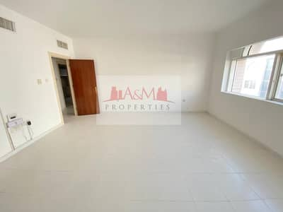 2 Bedroom Flat for Rent in Al Mushrif, Abu Dhabi - LOW PRICE.: 2 Bedroom Apartment with Balcony in Delma Street 48