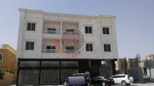Building for Sale in Al Mowaihat, Ajman - A building with excellent rental income, fully rented, for a perfect price