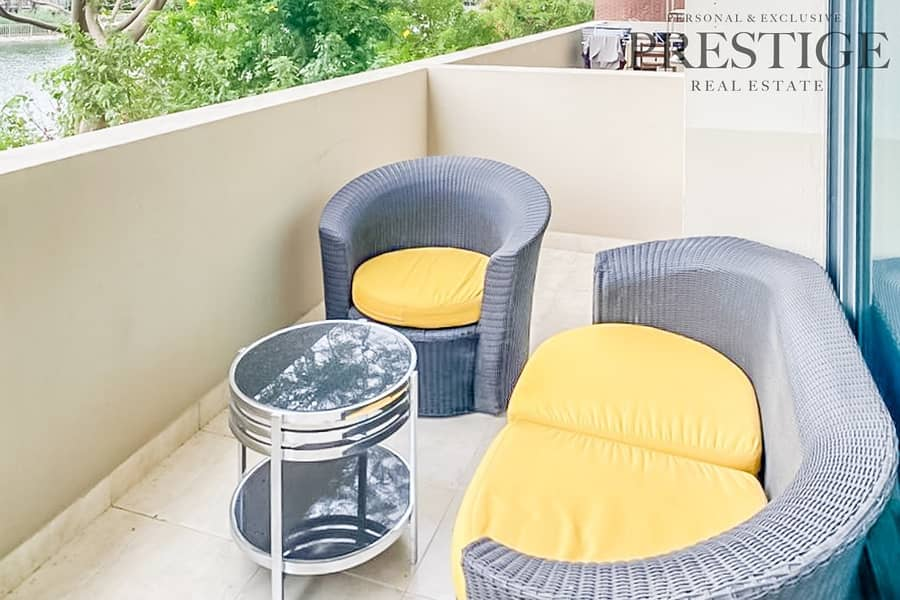 2 Fully Furnished | Links Canal | 1 Bed | 1.5 Baths