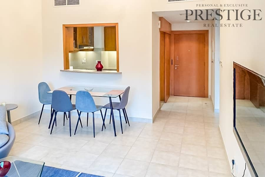 44 Fully Furnished | Links Canal | 1 Bed | 1.5 Baths