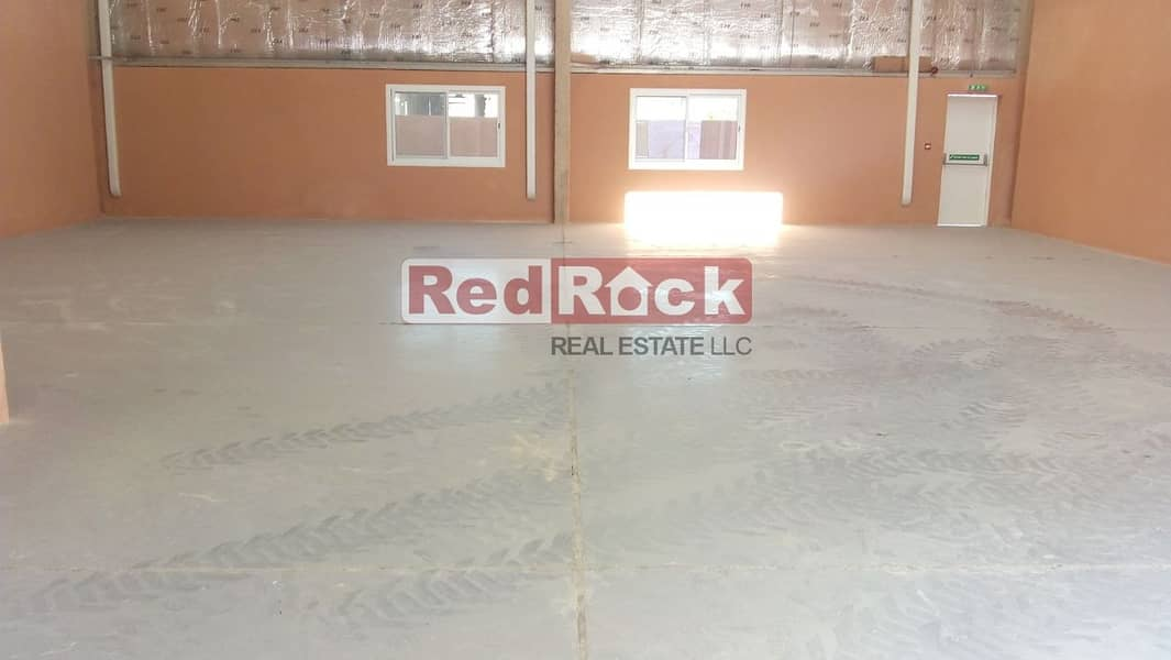 2771 Sqft Warehouse with 60 KW Power in Jebel Ali