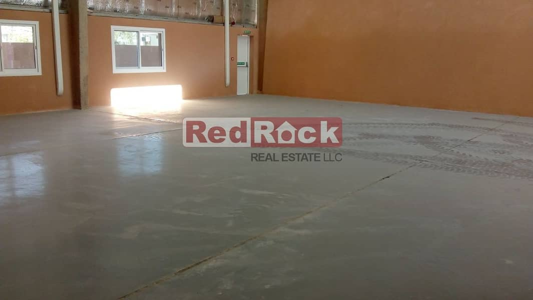 2 2771 Sqft Warehouse with 60 KW Power in Jebel Ali