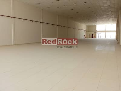 Showroom for Rent in Dubai Investment Park (DIP), Dubai - 12000 Sqft Showroom in Prime Location of DIP 1
