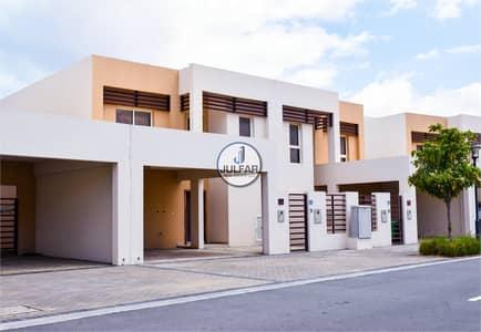 تاون هاوس 3 غرف نوم للايجار في میناء العرب، رأس الخيمة - Furnished 3 BHK /Maid Room For Rent In Flamingo-I