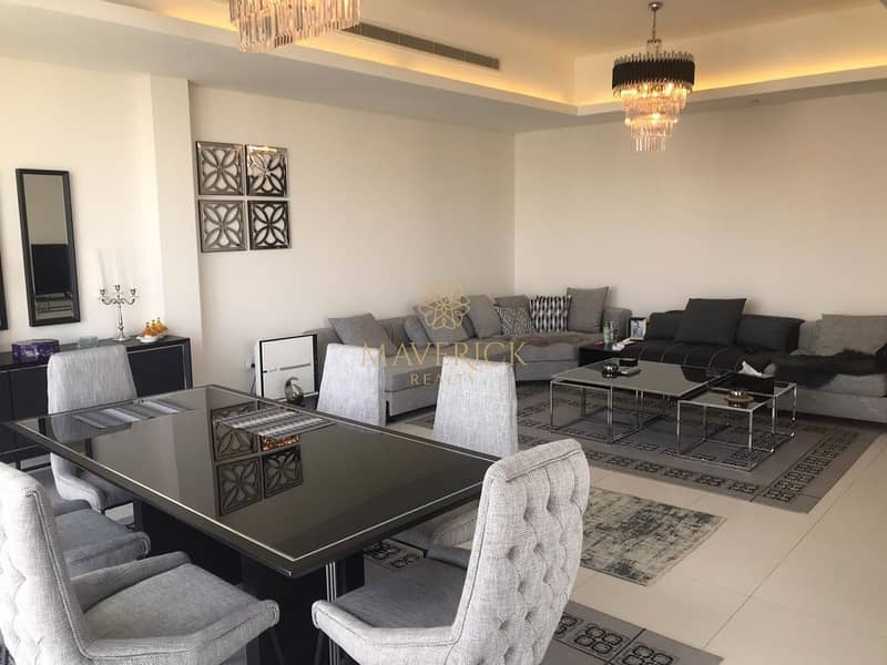 Brand New 2Bed + Maids/R   Canal View   Furnished