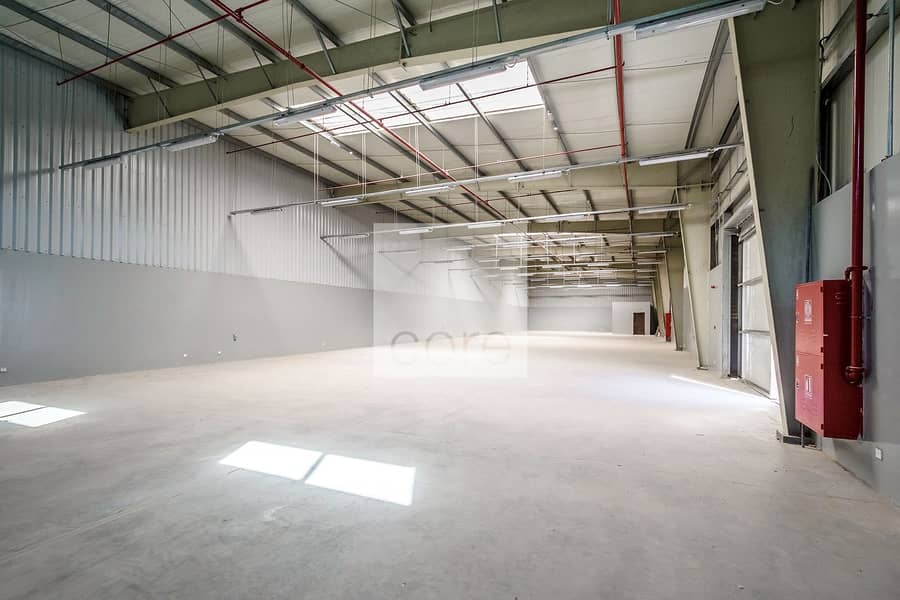 Fitted Warehouse | Partitioned | Onshore