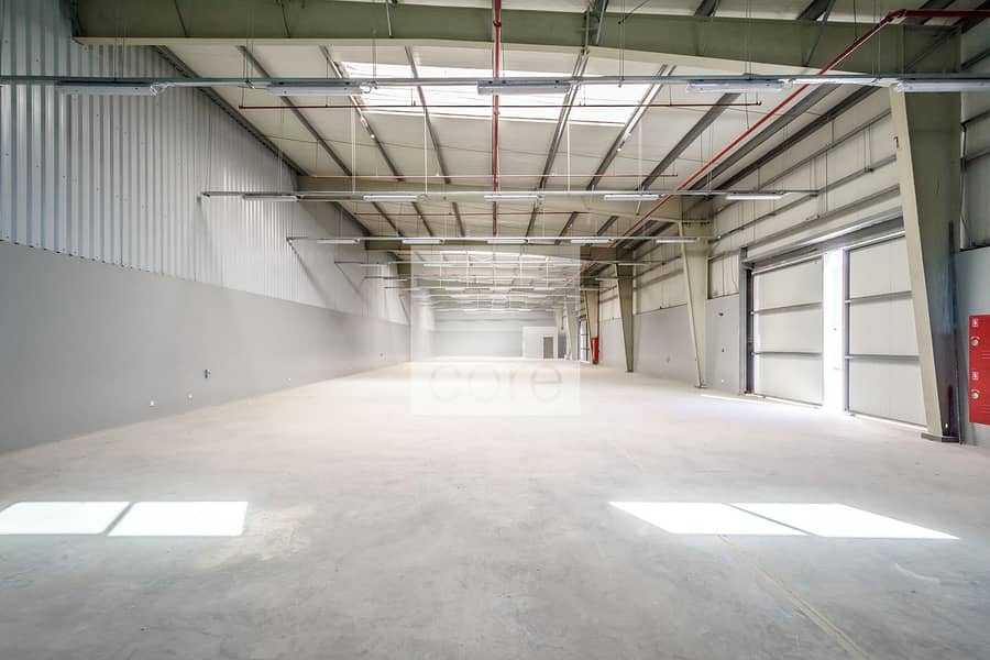2 Fitted Warehouse | Partitioned | Onshore