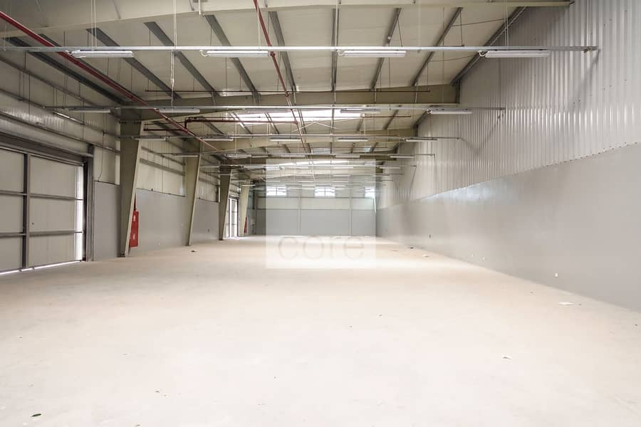10 Fitted Warehouse | Partitioned | Onshore