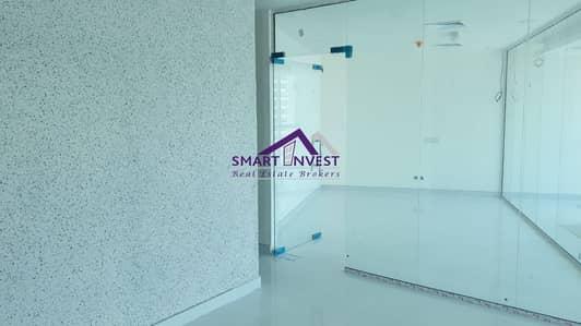 مکتب  للايجار في برشا هايتس (تيكوم)، دبي - Fitted office space for rent in Smart Heights Tower