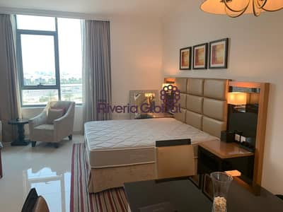 Studio for Rent in Business Bay, Dubai - Furnished Studio | Top Quality | Capital Bay A