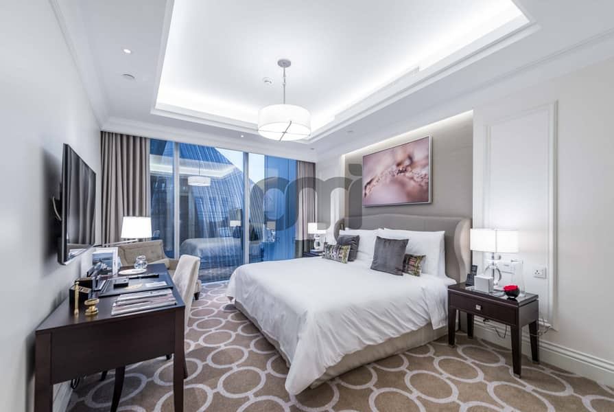 (3405) 2 Bed with View of Burj Khalifa