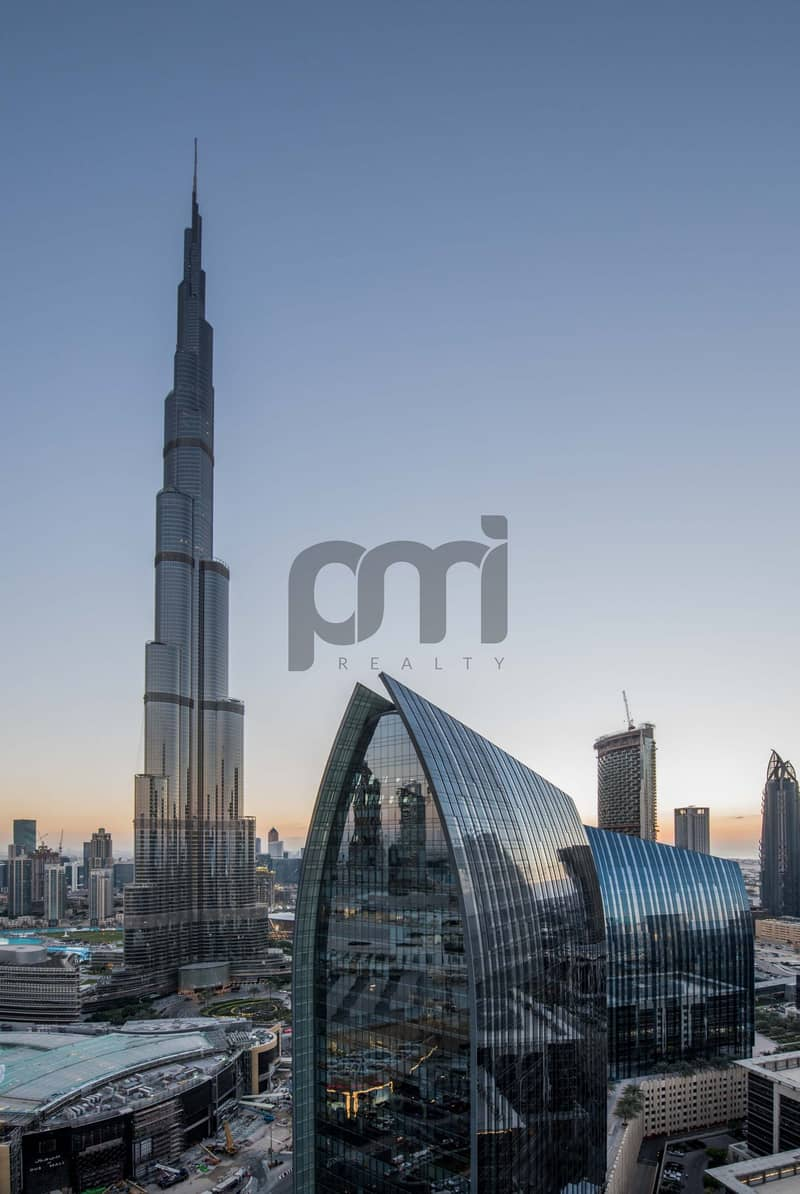 15 (3405) 2 Bed with View of Burj Khalifa