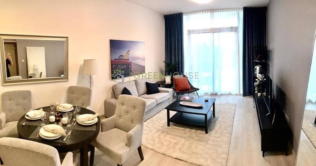 2 Modern Eco-Friendly Apartment | Boulevard Facing