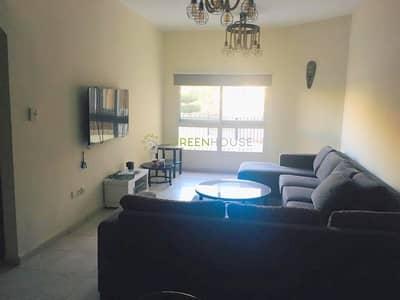 شقة 1 غرفة نوم للايجار في قرية جميرا الدائرية، دبي - Spacious 1 BR Apt. | Newly Furnished | Pvt. Terrace Garden