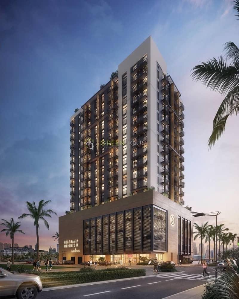 2 Brand New Luxury 2BHK Apartment   Belgravia Heights