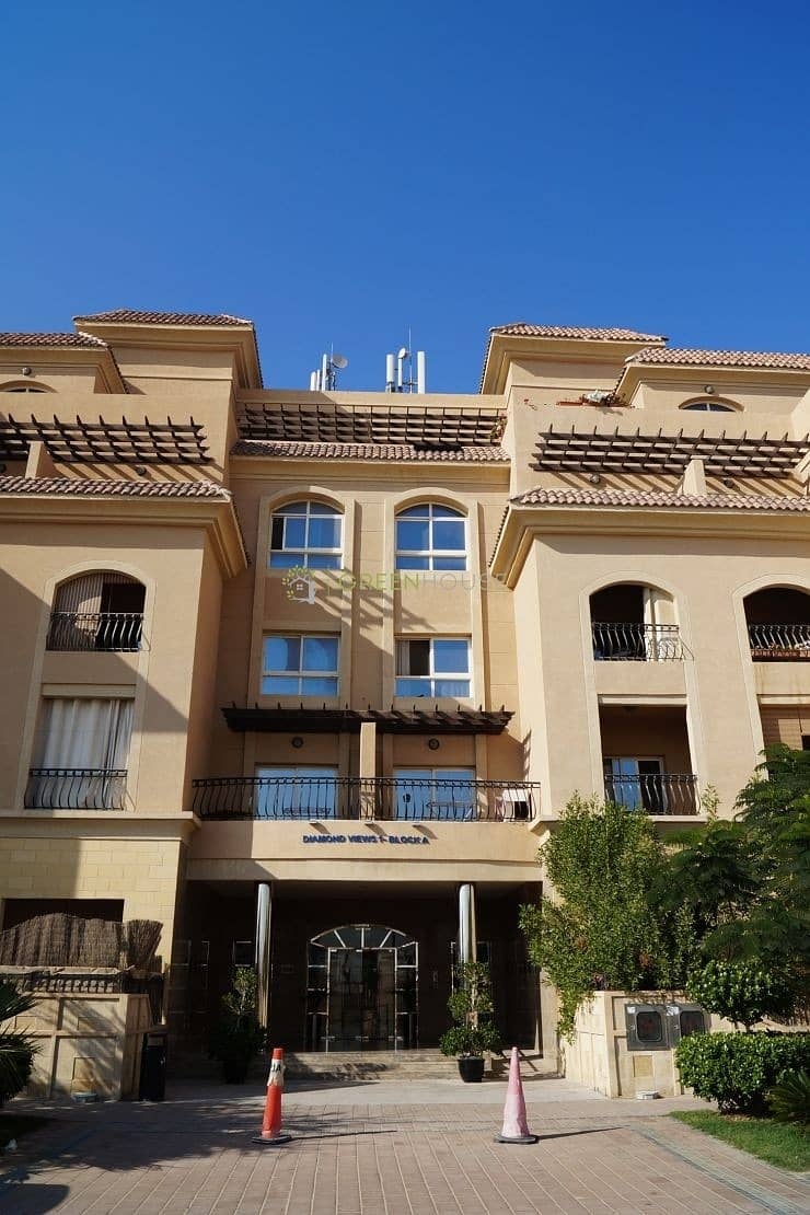 21 Lavish 2 Bed Apt. with Closed Kitchen | Laundry Room | Balcony | Diamond Views II | JVC