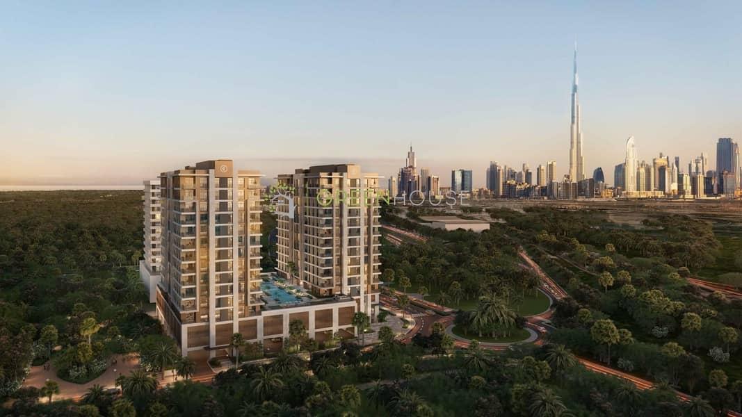 High-end Luxury Apartments | European Quality