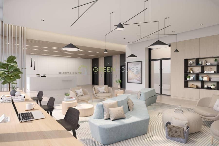 2 Elegant and Cozy 1 Bedrooms | Belgravia Heights