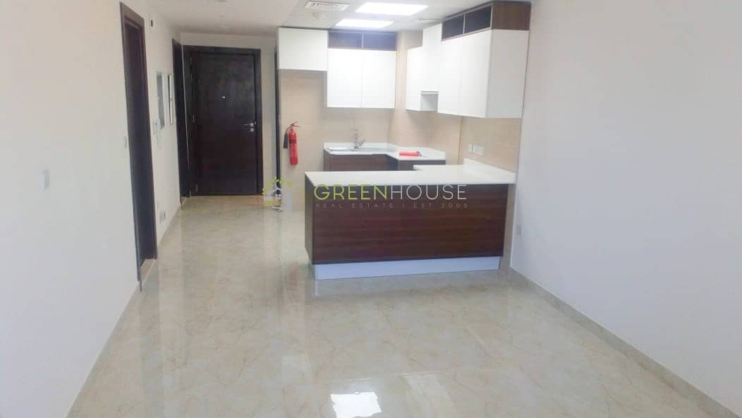 1 Brand New 1 BRs with Maid Room | High Quality Finishing | Joya Verde Resi.