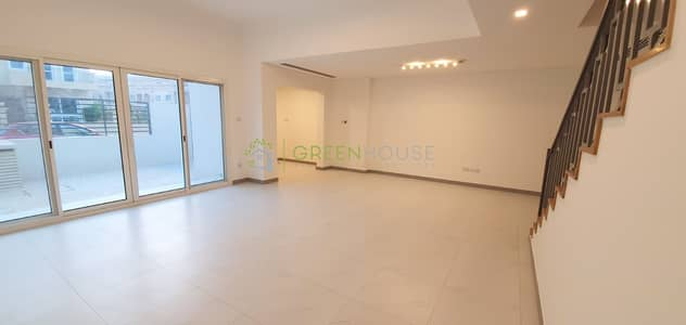4 Bedroom Townhouse for Rent in Jumeirah Village Circle (JVC), Dubai - Large Corner Plot | G+2