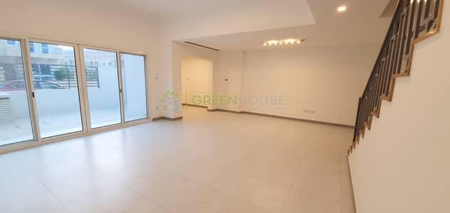 تاون هاوس 4 غرف نوم للايجار في قرية جميرا الدائرية، دبي - Large Corner Plot | G+2