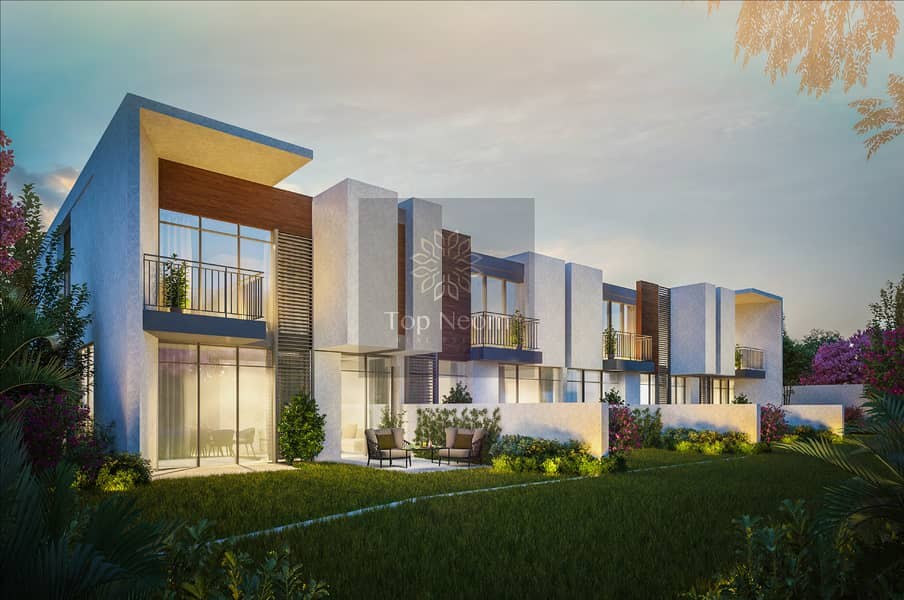 luxury townhouse pay in 7years paymentplan