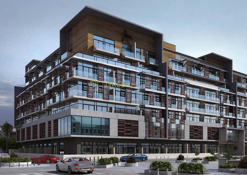 High Quality Brand New Spacious 3 BHK Apartment in Rigel