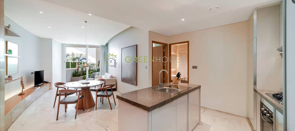 2 Fresh 1 Bedroom Apartment | 8% ROI Guaranteed for 10 Years