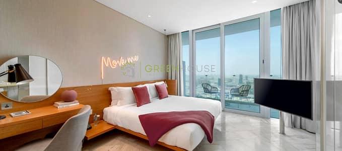 شقة فندقية  للبيع في قرية جميرا الدائرية، دبي - Large and Specious Studio Apts. | 8% ROI Guaranteed Returns