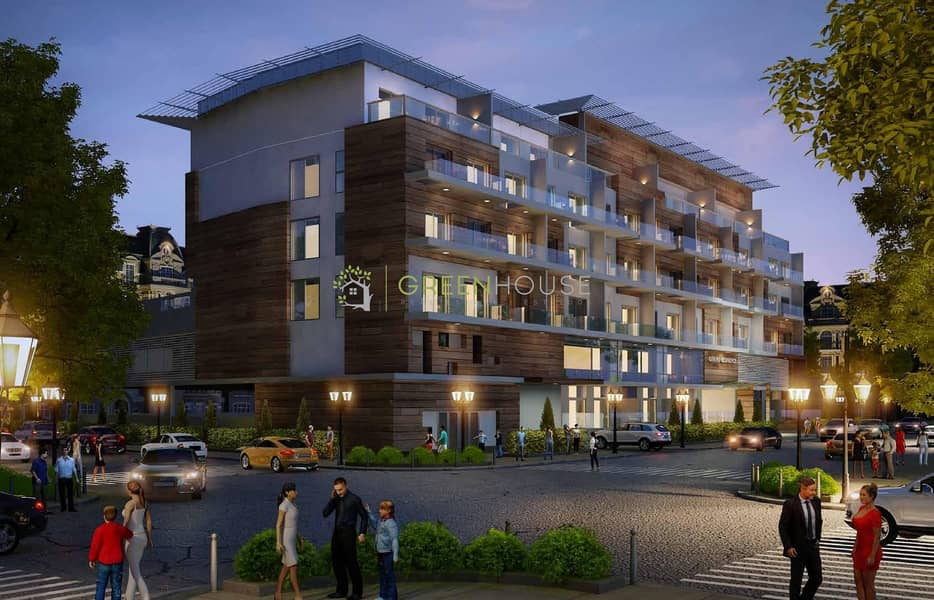 2 High Quality Brand New Spacious 1 BHK Apartment