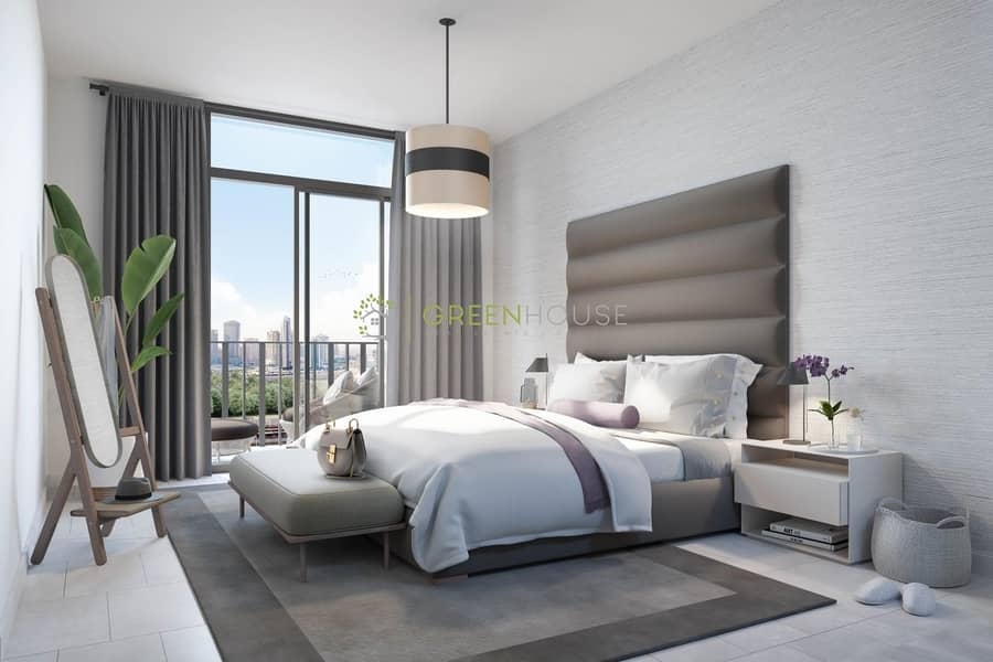 Luxurious 1BHK Apartment at Belgravia Heights