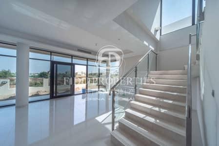 فیلا 4 غرف نوم للايجار في داماك هيلز (أكويا من داماك)، دبي - Independent villa | V4 Type | Pond and Golf Views