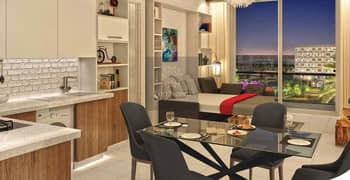 أفضل غرفتين بسعر أفضل - 1٪ فقط بعد التسليم كل شهر
