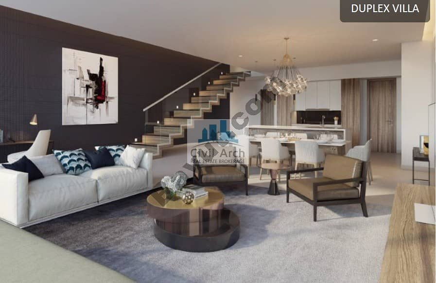 bRAND NEW 3Br, 4Br Villa+5yrPAY+ZeroDLD+FULL MARINA VIEWS