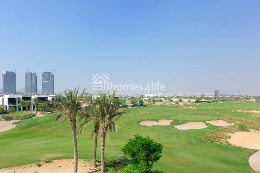 14 Studio facing International Golf Course