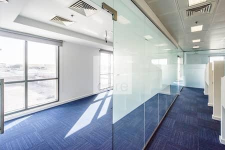 مکتب  للايجار في مجمع دبي للاستثمار، دبي - Spacious fully fitted office unit in EBP