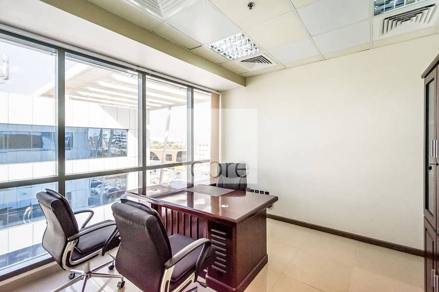 20 Well Located | Fitted Office with Partitions