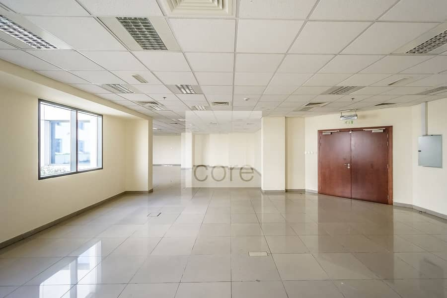 Well located fitted office on low floor