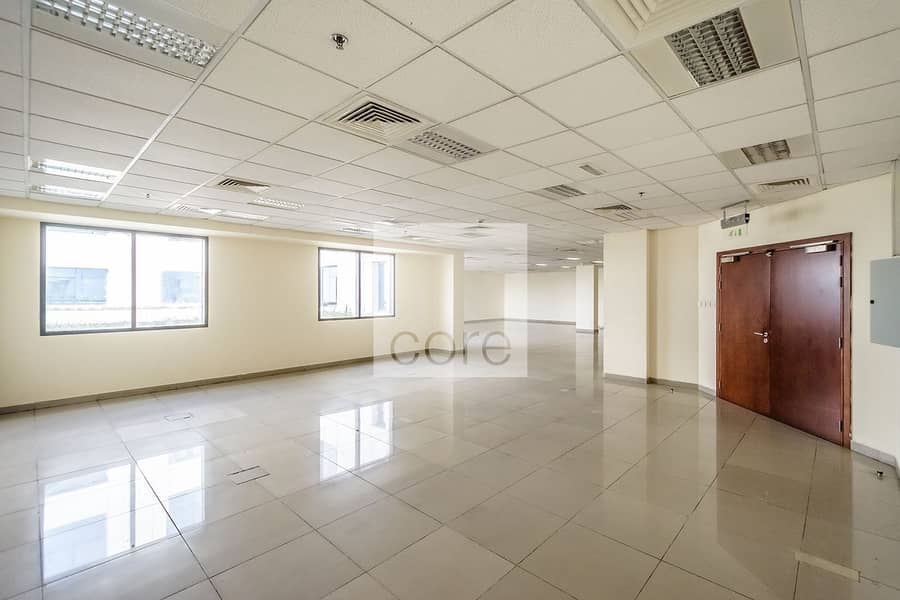 10 Well located fitted office on low floor